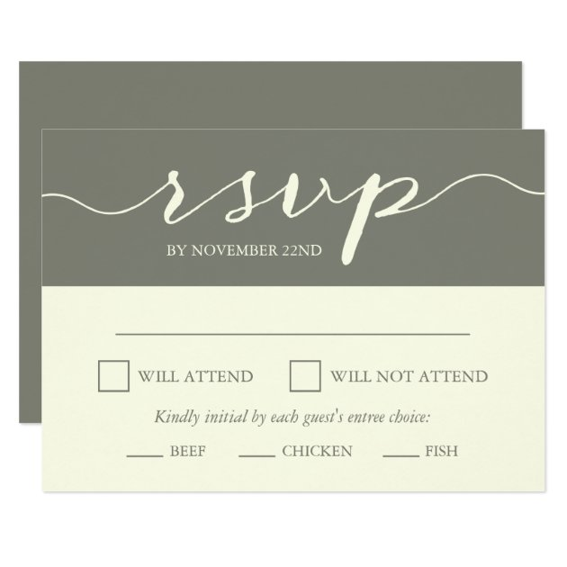 Types Paper Invitations