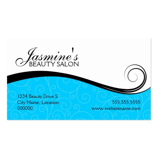 Hair Stylist Business Card Templates Page72 BizCardStudio