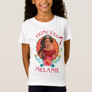 Elena of Avalor | Birthday T-Shirt