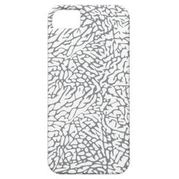 Elephant Cement Print iPhone Case Jordan 3 III