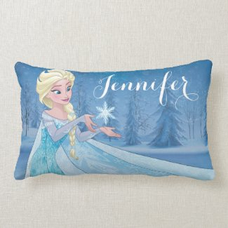 Elsa - Let it Go! Throw Pillows