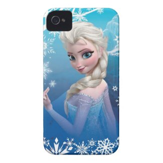 Elsa the Snow Queen Case-Mate iPhone 4 Case