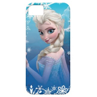 Elsa the Snow Queen iPhone 5 Cases