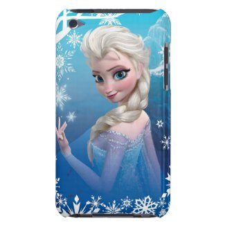 Elsa the Snow Queen iPod Case-Mate Case