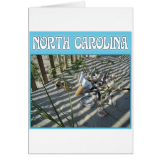 Emerald Isle Beach Seashell Collection Greeting Cards