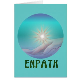 Empath card