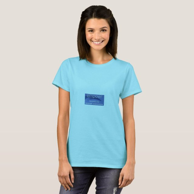 Empowr Social Network Women's T-Shirt