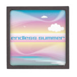 Endless Summer Pastels premium gift boxes