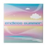 Endless Summer Pastels tiles