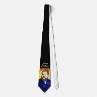 Essential Spurgeon Necktie #2 tie