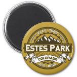 Estes Park Color Logo Magnet