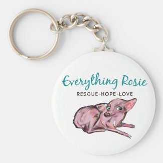 Everything Rosie Key Chains