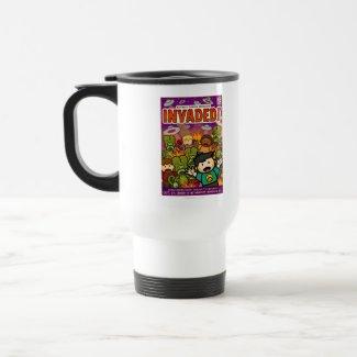 Exclusive Invaded! travel mug mug