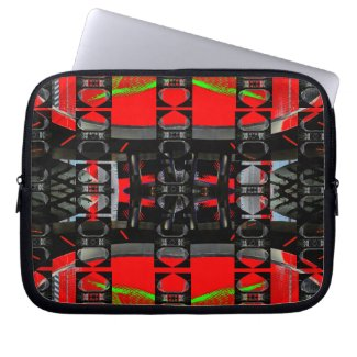 Extreme Design 18 Laptop Case by CricketDiane