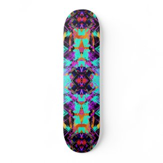 Extreme Design Skateboard Abstract 2g CricketDiane