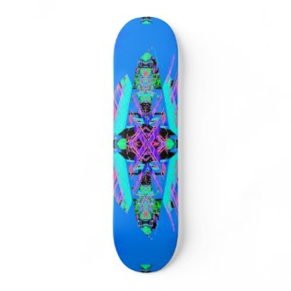 Extreme Designs Skateboard Deck 128 CricketDiane