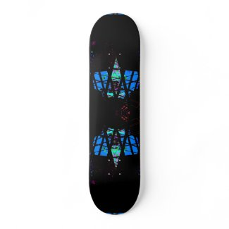 Extreme Designs Skateboard Deck 134 CricketDiane