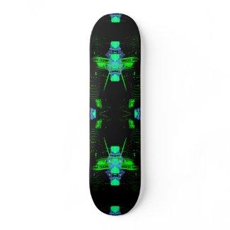 Extreme Designs Skateboard Deck 143 CricketDiane