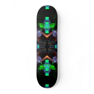 Extreme Designs Skateboard Deck 146 CricketDiane