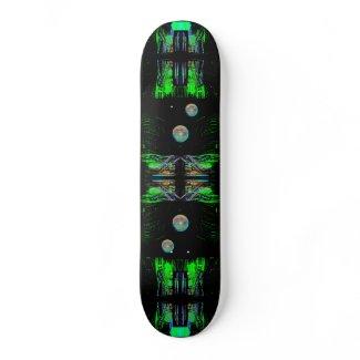 Extreme Designs Skateboard Deck 163 CricketDiane