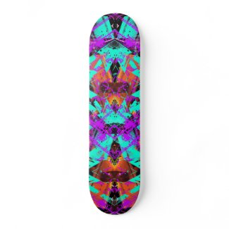 Extreme Designs Skateboard Deck 203 CricketDiane