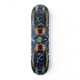 Extreme Designs Skateboard Deck 24 v5 CricketDiane