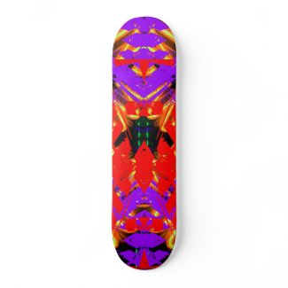 Extreme Designs Skateboard Deck 257 CricketDiane