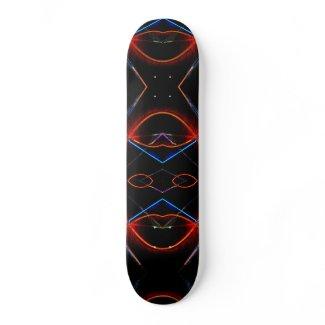 Extreme Designs Skateboard Deck 267 CricketDiane