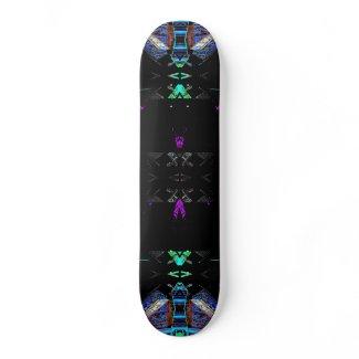 Extreme Designs Skateboard Deck 278 CricketDiane
