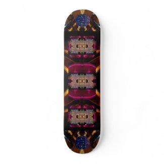 Extreme Designs Skateboard Deck 385 CricketDiane
