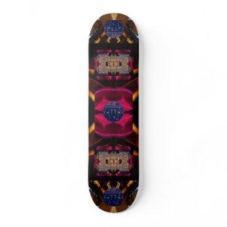 Extreme Designs Skateboard Deck 386 CricketDiane