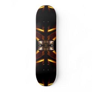 Extreme Designs Skateboard Deck 395 CricketDiane