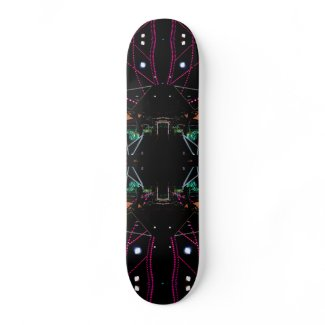 Extreme Designs Skateboard Deck 422 CricketDiane