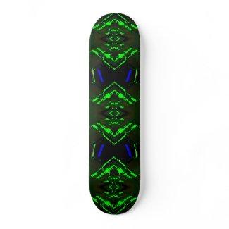Extreme Designs Skateboard Deck 444 CricketDiane