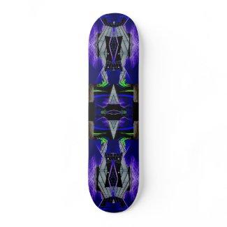 Extreme Designs Skateboard Deck 454 CricketDiane