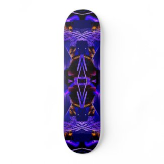 Extreme Designs Skateboard Deck 532 CricketDiane