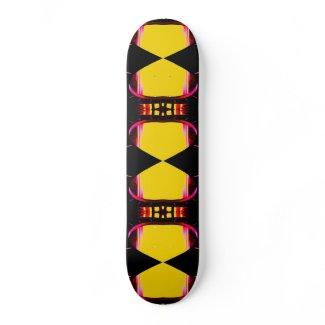 Extreme Designs Skateboard Deck 607 CricketDiane