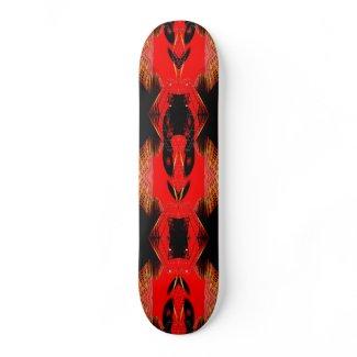 Extreme Designs Skateboard Deck 624 CricketDiane