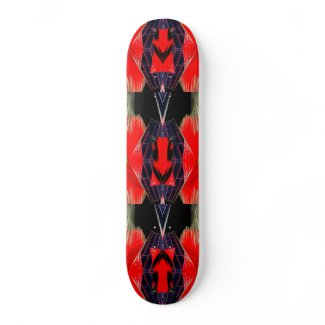 Extreme Designs Skateboard Deck 625 CricketDiane