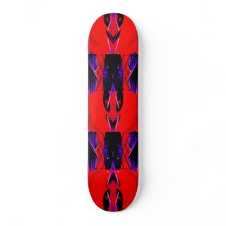 Extreme Designs Skateboard Deck 626 CricketDiane