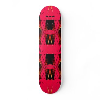 Extreme Designs Skateboard Deck 629 CricketDiane