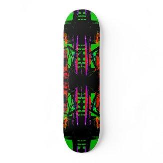 Extreme Designs Skateboard Deck 634 CricketDiane