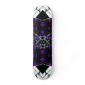 Extreme Designs Skateboard Deck X10 CricketDiane