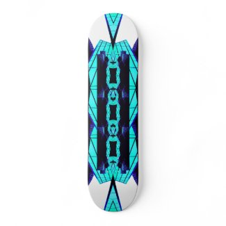 Extreme Designs Skateboard Deck X53 CricketDiane
