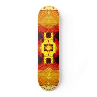 Extreme Designs Skateboard Deck X5 CricketDiane