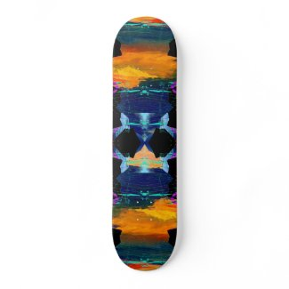 Extreme Designs Skateboard Deck Y13 CricketDiane