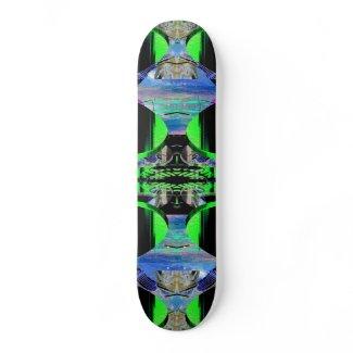 Extreme Designs Skateboard Deck Y13j CricketDiane