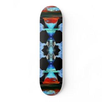 Extreme Designs Skateboard Deck Y13s CricketDiane