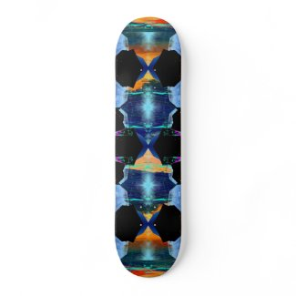 Extreme Designs Skateboard Deck Y14 CricketDiane