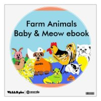 Farm Wall Decals & Wall Stickers | Zazzle